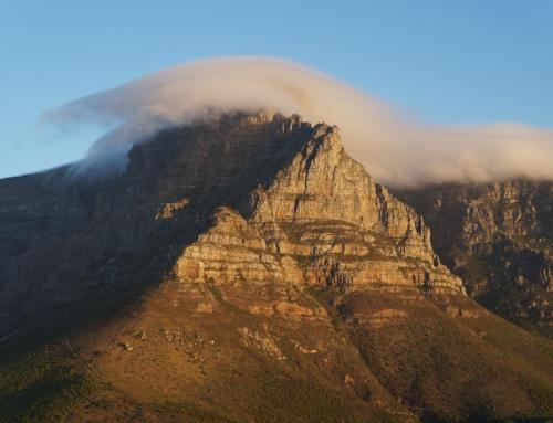Rejs til Sydafrika