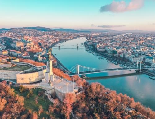 Besøg Budapest
